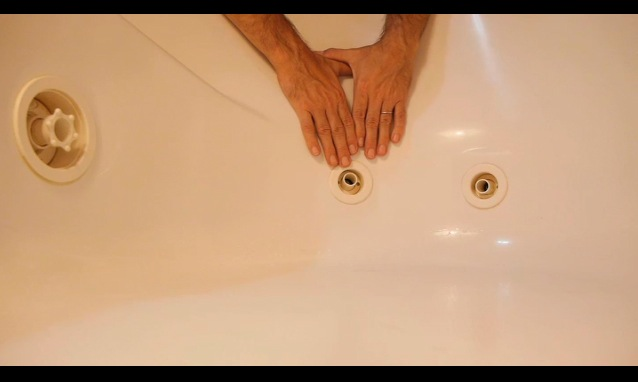 Kerry Downey, Ajar, Single Channel Video and Stills, Collaboration with Joanna Seitz; Starring Pedro Osorio. 2013.